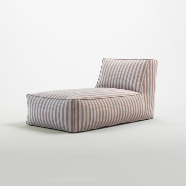 Лежак Quadro Design