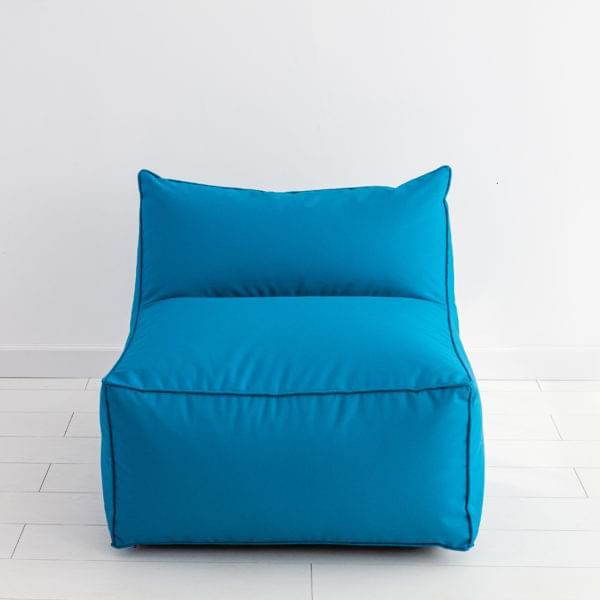 Кресло Angle Голубое