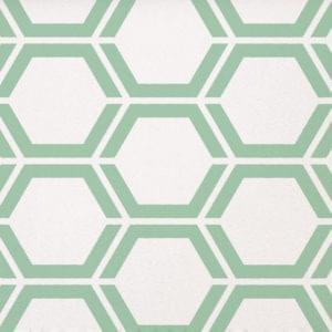 hexagon зеленый