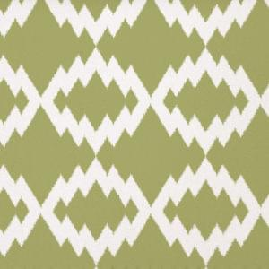 retro-ikat-green