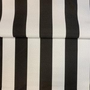 Горизонт бело-черный