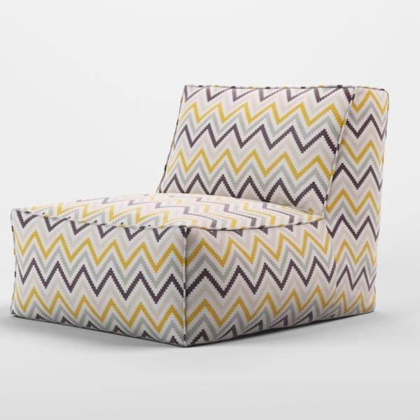 Кресло Quadro Design ZigZag