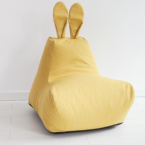 Кресло Зайчик детское
