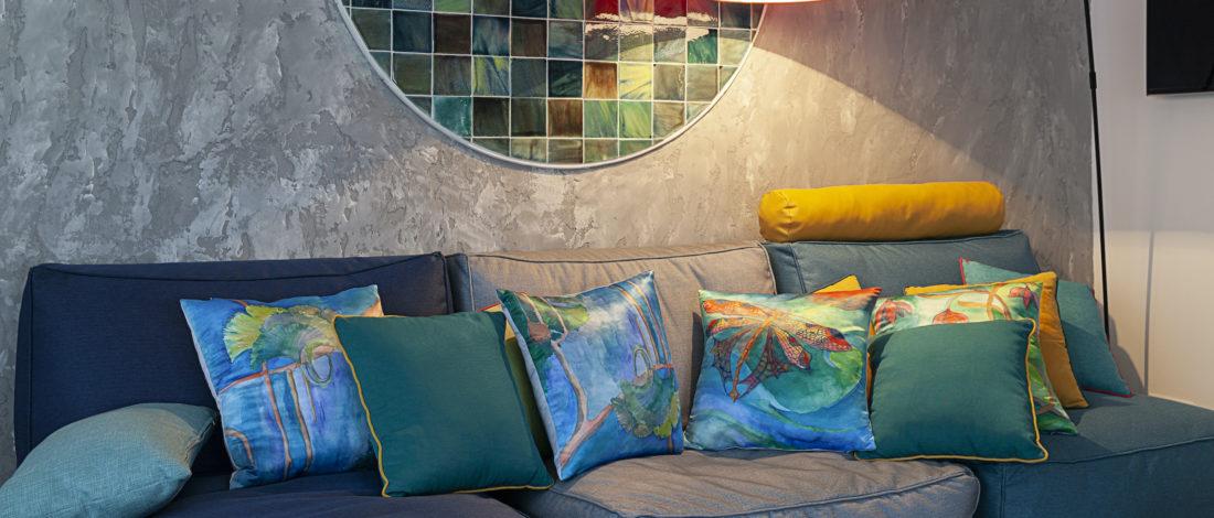 Бескаркасный диван от ChillOne