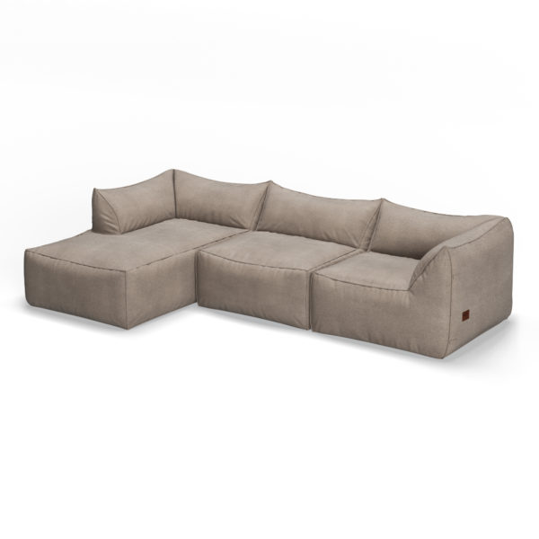 Модульный диван угловой
