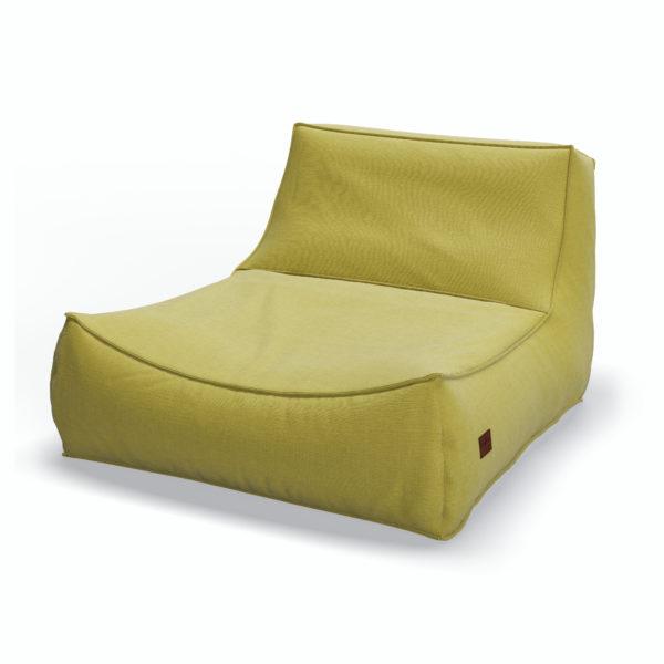 Бескаркасное кресло Flat Lazy